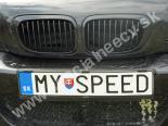 MYSPEED-MY-SPEED