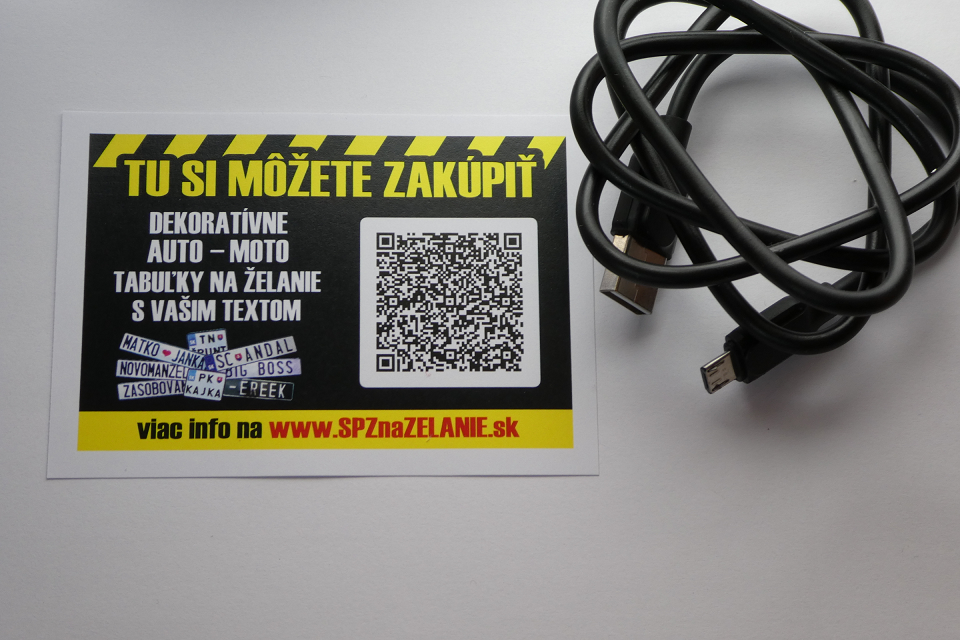 AE13: nabíjací kábel Android micro USB 1m čierny