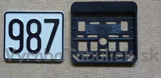 114.TYP: Tabuľka súpisného čísla na dom 3 ciferná