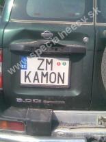 ZMKAMON