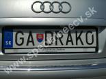 GADRAK0 značka č. 6500